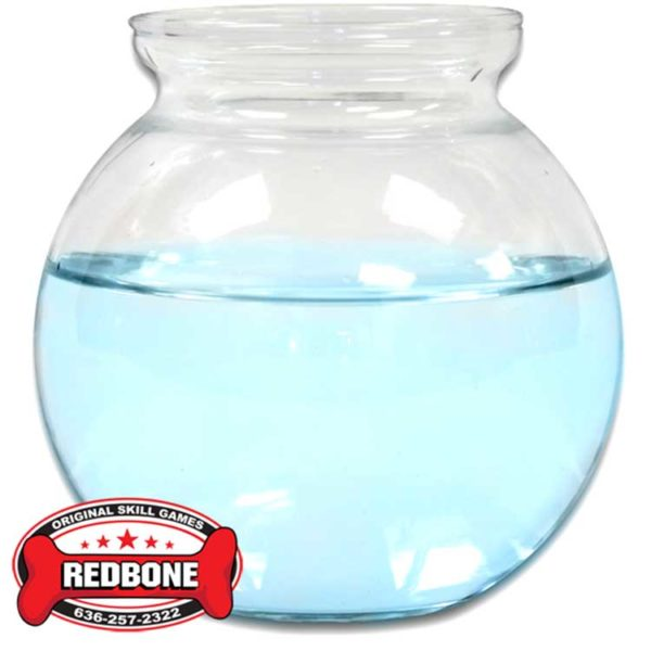 Glass Ivy Bowl
