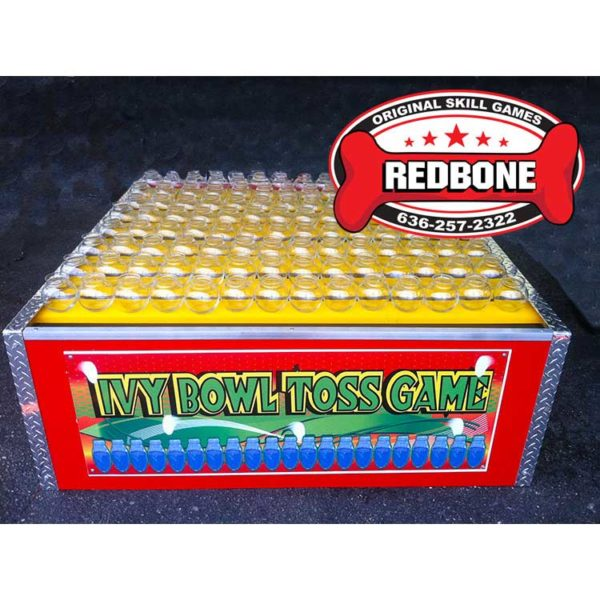 Redbone Games Ivy Bowl