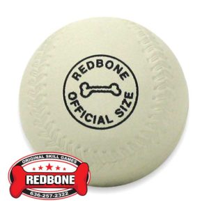 Rubber Covered Baseball