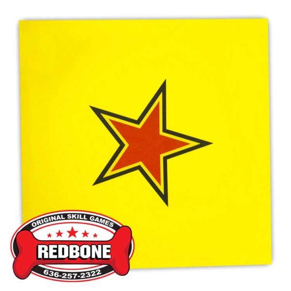 Yellow Star Target